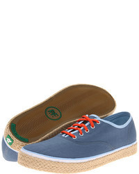 Blue espadrilles original 557226