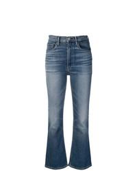 3x1 High Waist Cropped Jeans