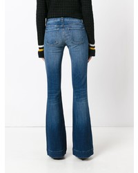 J Brand Love Story Back Heel Destruction Jeans