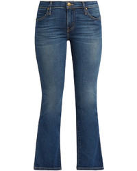 The Great The Nerd Mid Rise Kick Flare Jeans
