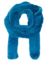 Skinny mink fur scarf medium 1055001