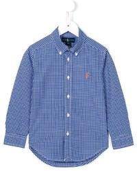 Ralph Lauren Kids Gingham Shirt