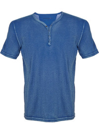 Blue Henley Shirt