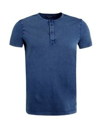 Serafino basic t shirt fjord blue medium 4272946