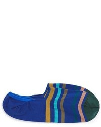 Paul Smith Stripe No Show Socks