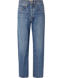 Agolde 90s Mid Rise Straight Leg Jeans