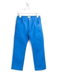 Armani Junior Straight Leg Jeans