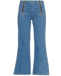 MiH Jeans Arrow Cropped Jeans