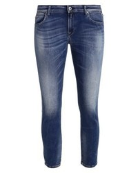 Replay Katewin Slim Fit Jeans Dark Blue Denim