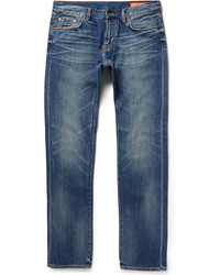 Jean Shop Mick Slim Fit Selvedge Denim Jeans
