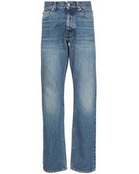Sunflower Mid Rise Straight Leg Jeans
