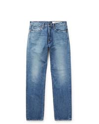 KAPITAL Monkey Cisco Distressed Denim Jeans