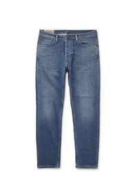 Acne Studios River Slim Fit Tapered Denim Jeans