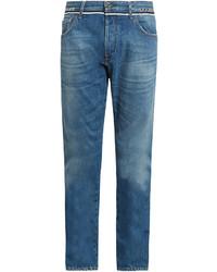 Valentino Rockstud Untitled 6 Slim Leg Jeans