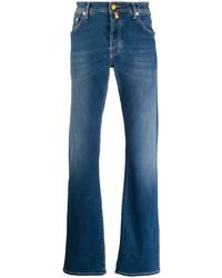 Jacob Cohen Straight Cut Jeans
