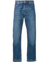Alexander McQueen Straight Fit Jeans