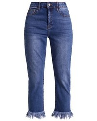 Straight leg jeans dark blue medium 3898371
