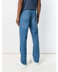Brioni Straight Leg Jeans