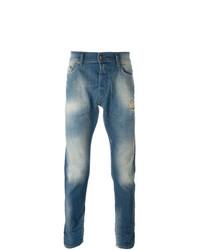 Diesel Teppahar 0854v Carrot Fit Jeans