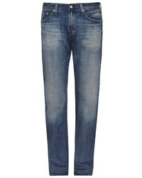 AG Jeans The Matchbox Mid Rise Slim Fit Jeans