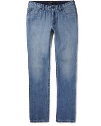 Brioni Washed Denim Jeans