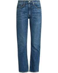 Brock Collection Wright Straight Leg Jeans