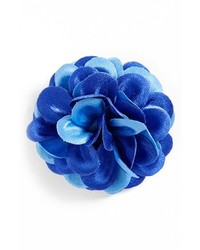 Blue Lapel Pin