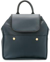Marni Classic Leather Backpack