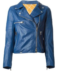 S.W.O.R.D. Sword Classic Biker Jacket