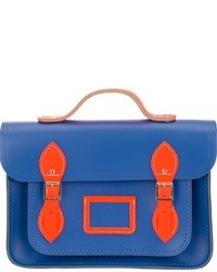 The Cambridge Satchel Company Bi Colour Classic Satchel