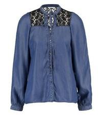 Trisha shirt blue denim medium 4271003