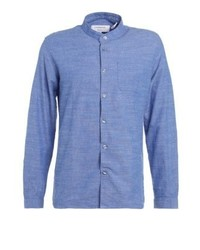 Mandarin shirt light blue medium 3777284