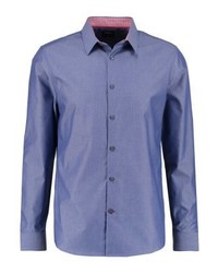 Burton Menswear London Shirt Blu
