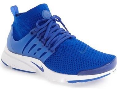 5f713f6cbdf Men s Fashion › Footwear › Sneakers › Low Top Sneakers › Nordstrom › Nike ›  Blue Low Top Sneakers Nike Air Presto Flyknit Ultra Sneaker ...