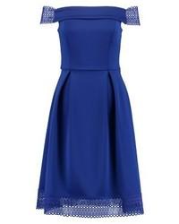 Jersey dress cobalt medium 4265977