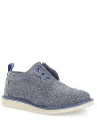 Toms Toddler Boys Tiny Brogue Slip On
