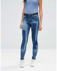 Patchwork jeans medium 1211011