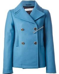 Blue Pea Coat