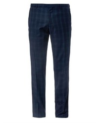 London stirling checked wool trousers medium 135927