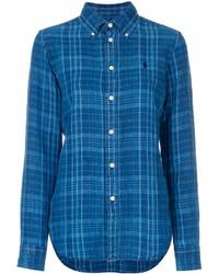 Polo Ralph Lauren Button Down Plaid Shirt