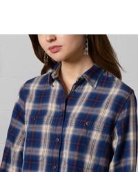 Denim & Supply Ralph Lauren Denim Supply Pacific Plaid Utility Shirt