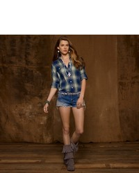 Denim & Supply Ralph Lauren Denim Supply Wallace Plaid Utility Shirt