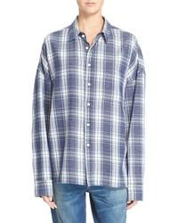 6397 Lori Cotton Flannel Shirt
