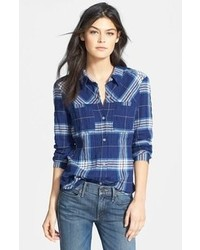 Ace Delivery Plaid Shirt
