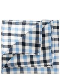 Pocket square in gingham medium 23468