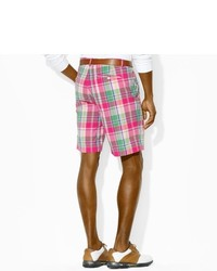 Ralph Lauren Links Fit Plaid Short