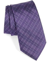 Star usa plaid silk tie medium 950937