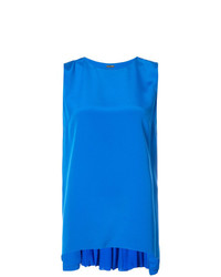 Adam Lippes Pleated Back Tank Top