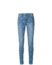 MICHAEL Michael Kors Michl Michl Kors Polka Dot Skinny Jeans