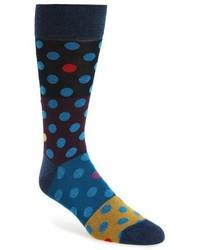 Bugatchi Polka Dot Socks